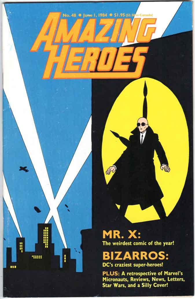 Amazing Heroes (1981) #48