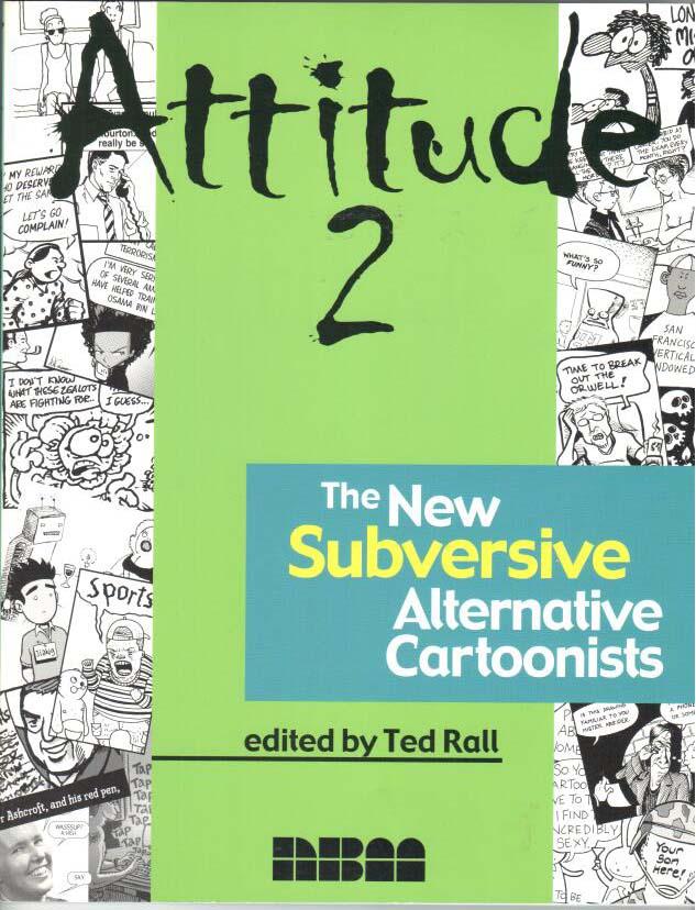 Attitude: Political Cartoonists (2002) #2