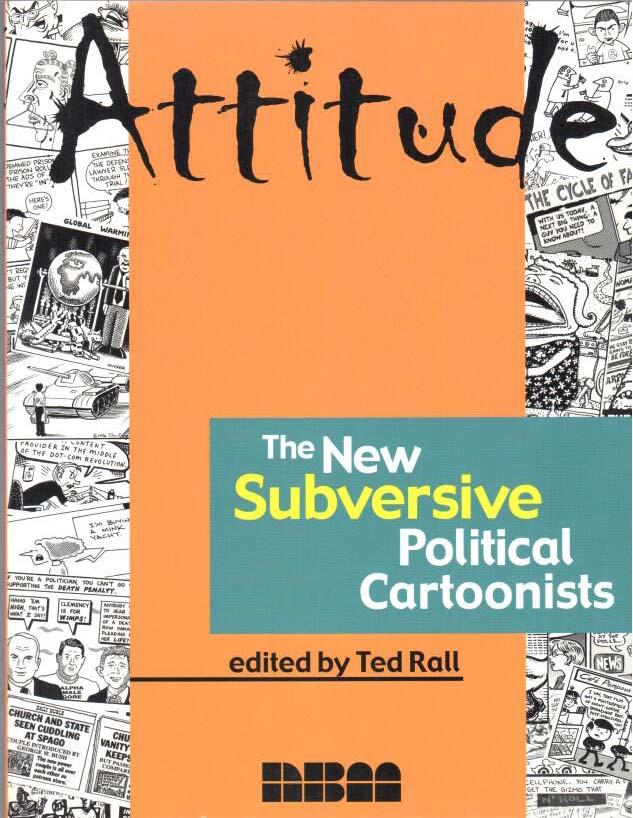 Attitude: Political Cartoonists (2002) #1