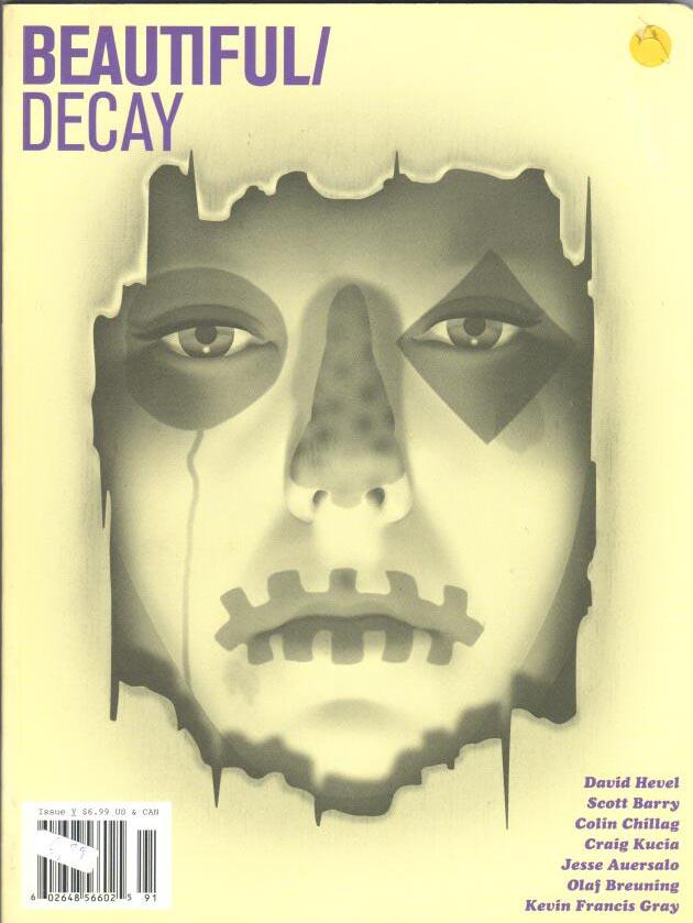 Beautiful Decay Issue Y (2003) #Y