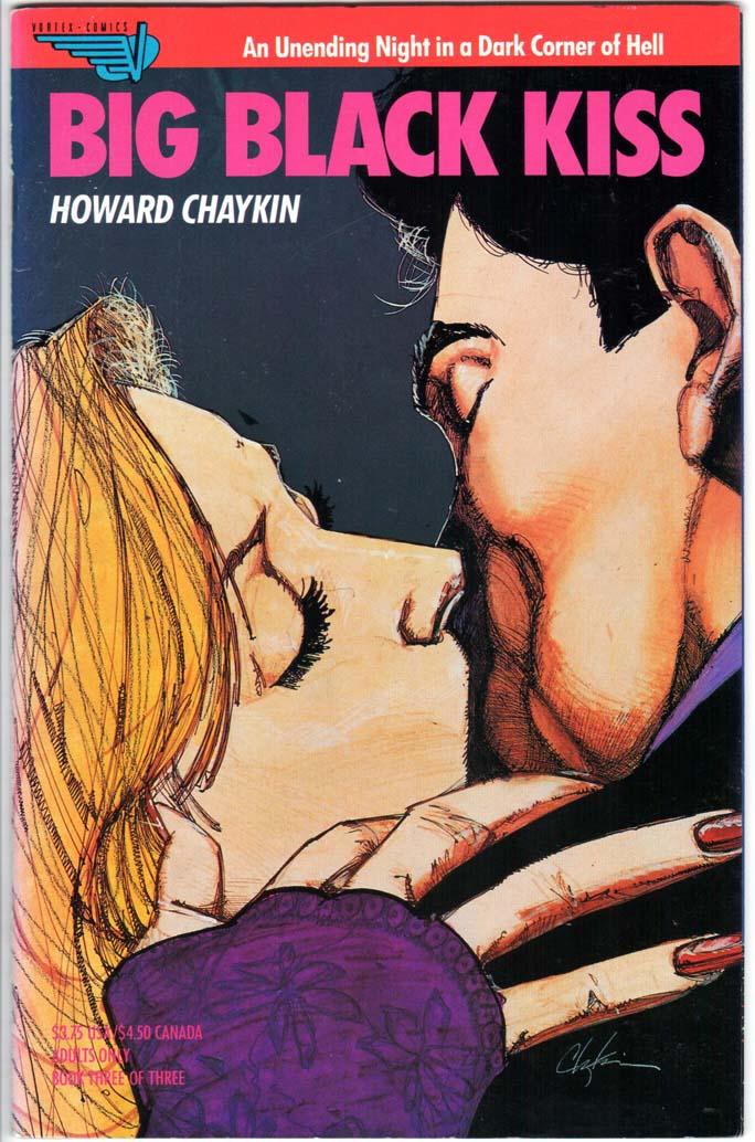 Big Black Kiss (1989) #3