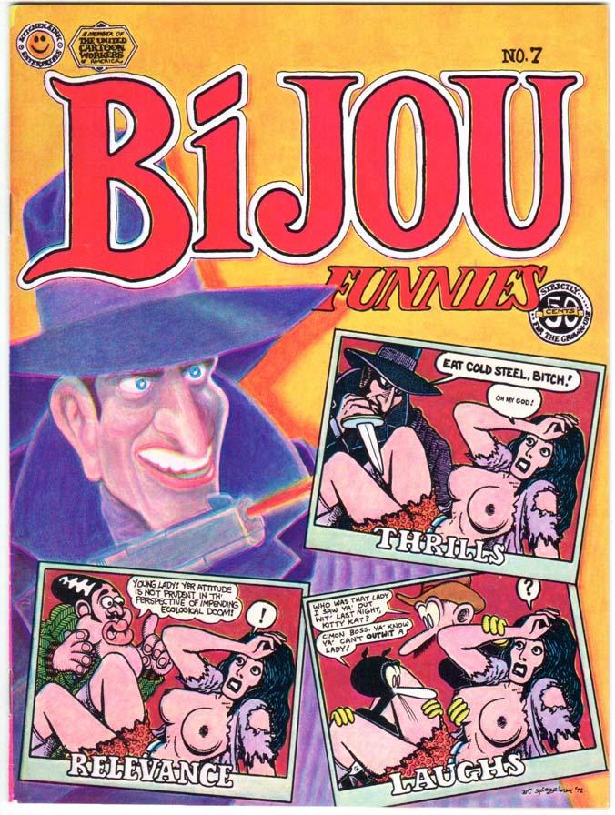 Bijou Funnies (1968) #7
