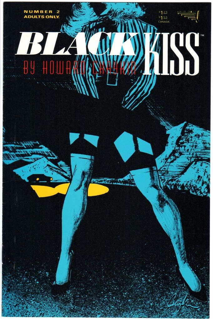 Black Kiss (1988) #2