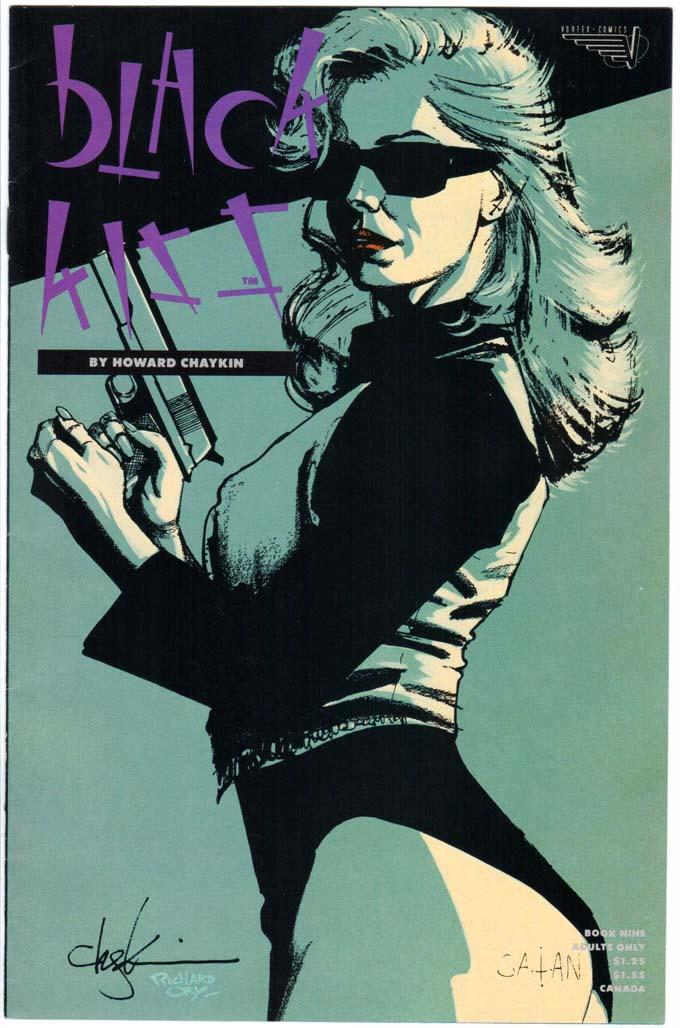 Black Kiss (1988) #9