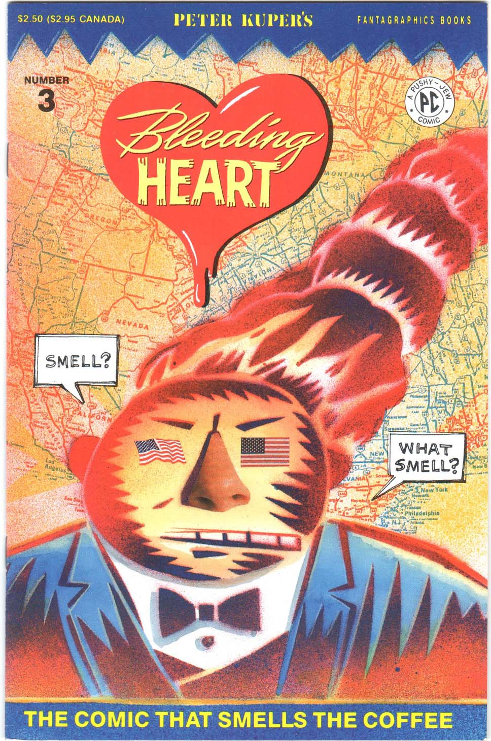 Bleeding Heart (1992) #3
