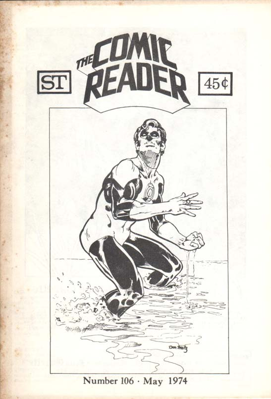 The Comic Reader (1961) #106