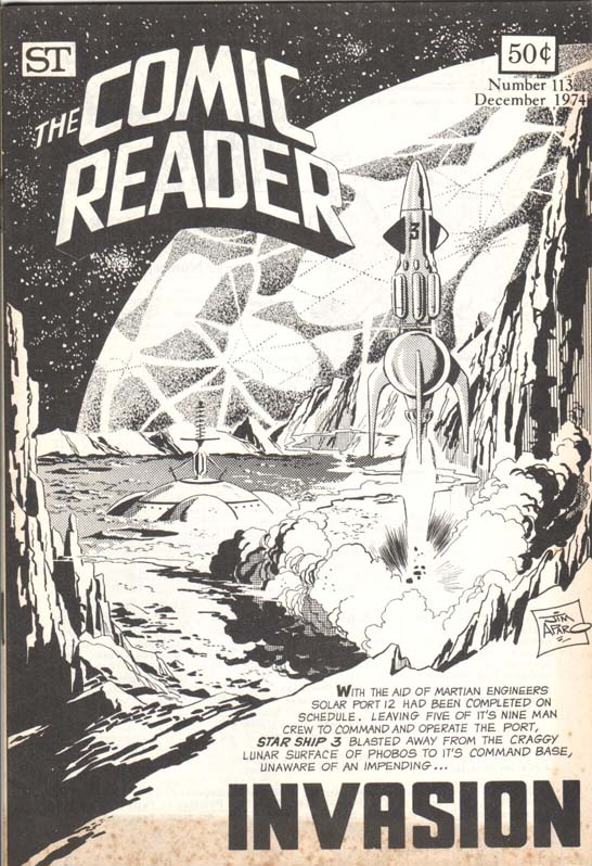 The Comic Reader (1961) #113