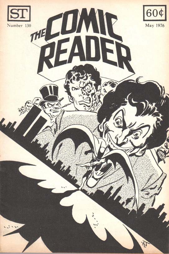 The Comic Reader (1961) #130