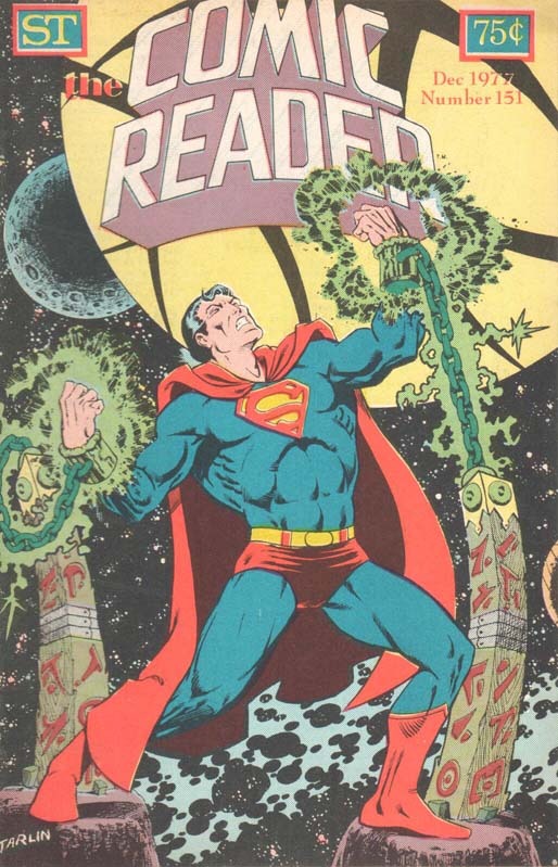 The Comic Reader (1961) #151