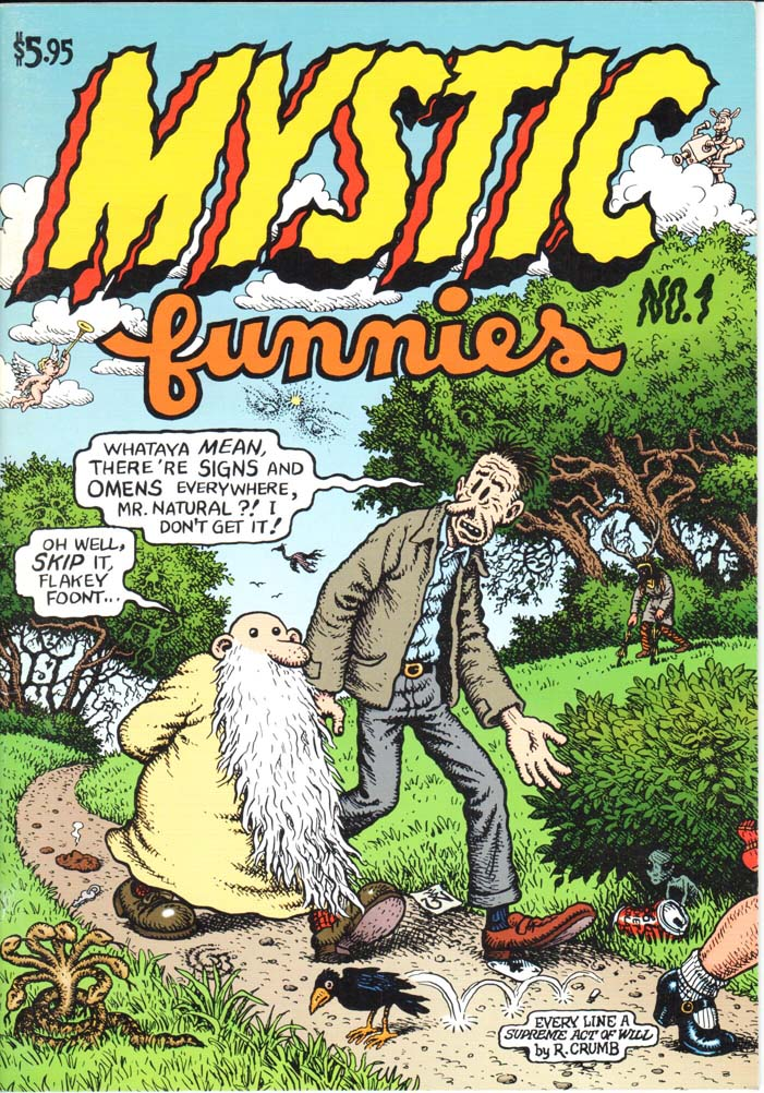 Mystic Funnies (1997) #1