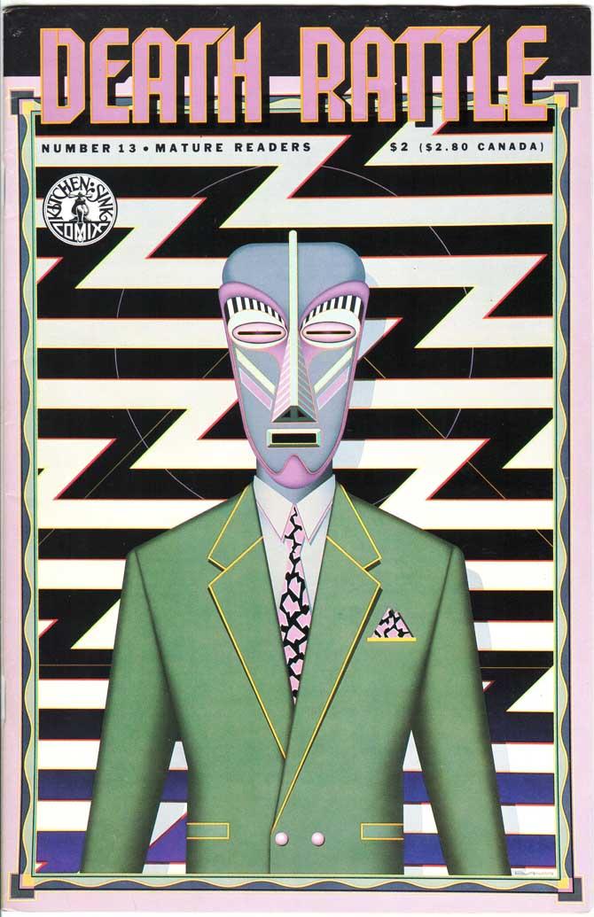 Death Rattle (1985) #13