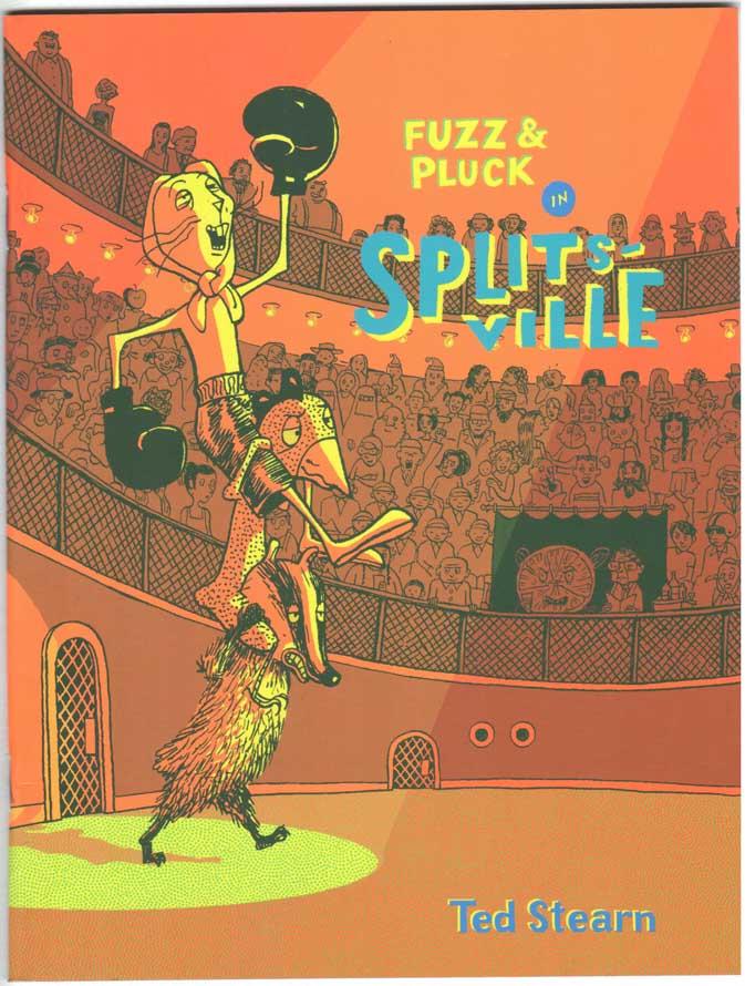 Fuzz and Pluck in Splitsville (2001) #3