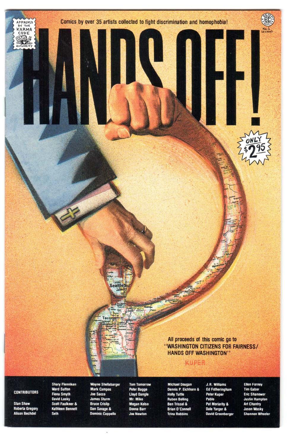 Hands Off! (1994) #1