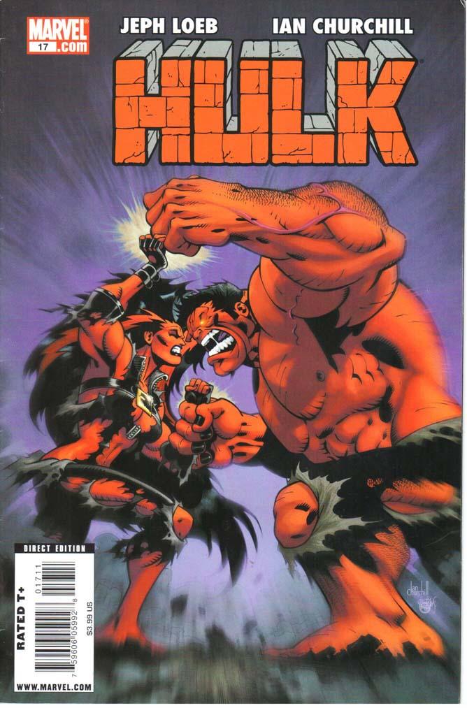 Hulk (2008) #17A