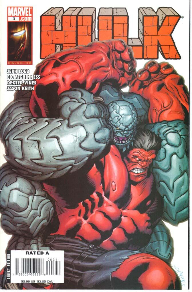 Hulk (2008) #3
