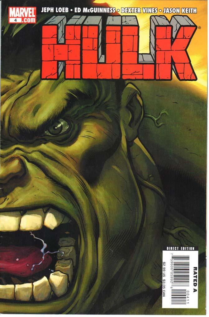 Hulk (2008) #4
