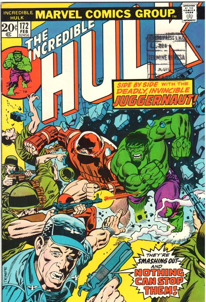 Incredible Hulk (1962) #172