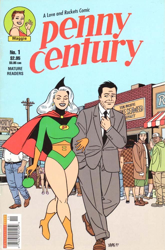 Penny Century (1997) #1