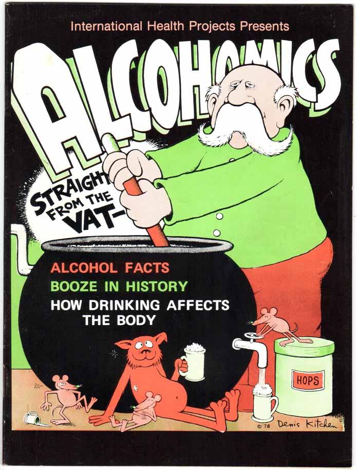 Alcohomics (1978) #1