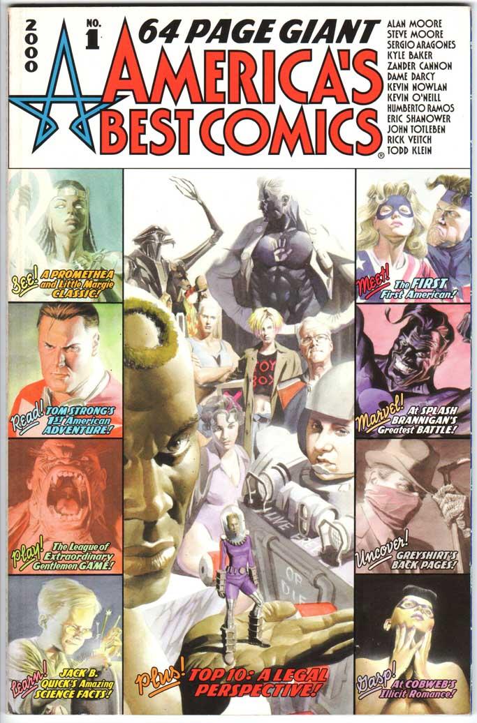 America's Best Comics Special (2001) #1