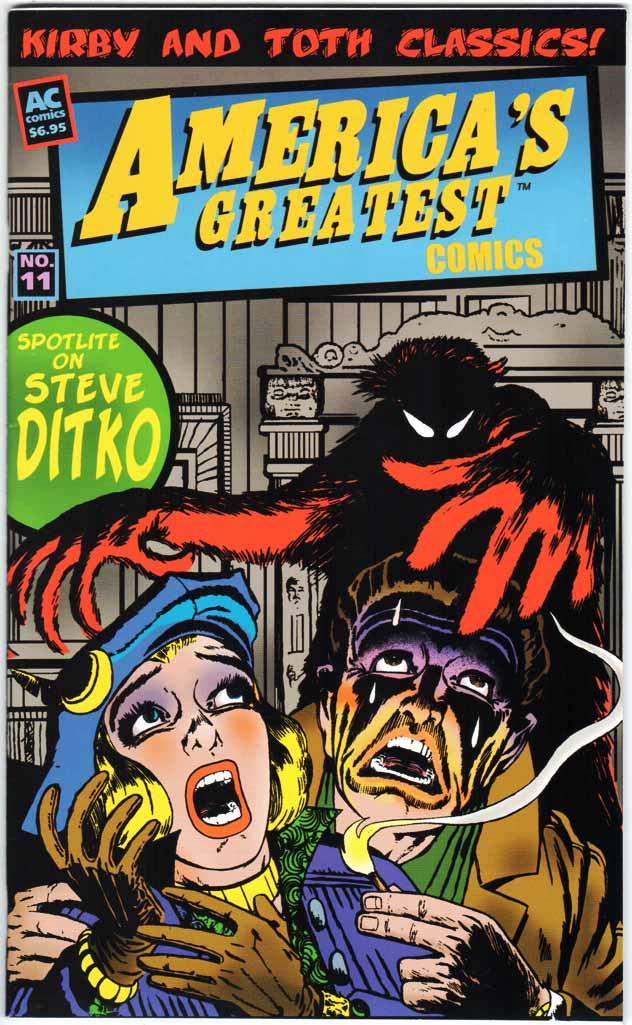 America's Greatest Comics (2002) #11