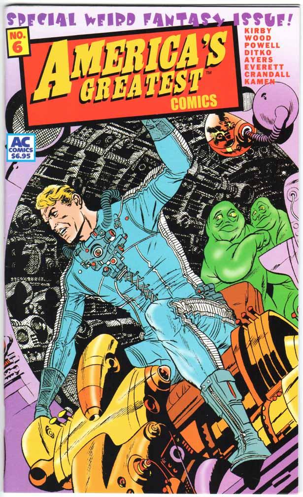 America's Greatest Comics (2002) #6