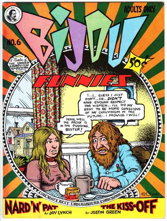 Bijou Funnies (1968) #6