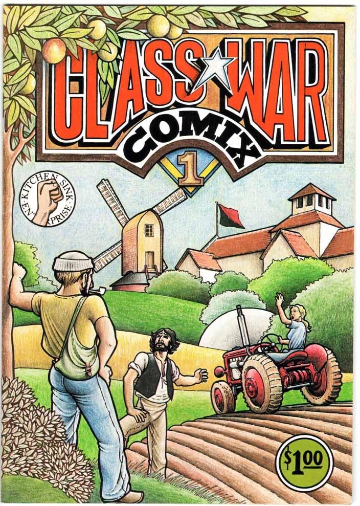 Class War Comix (1979) #1