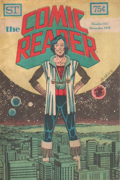 The Comic Reader (1961) #162
