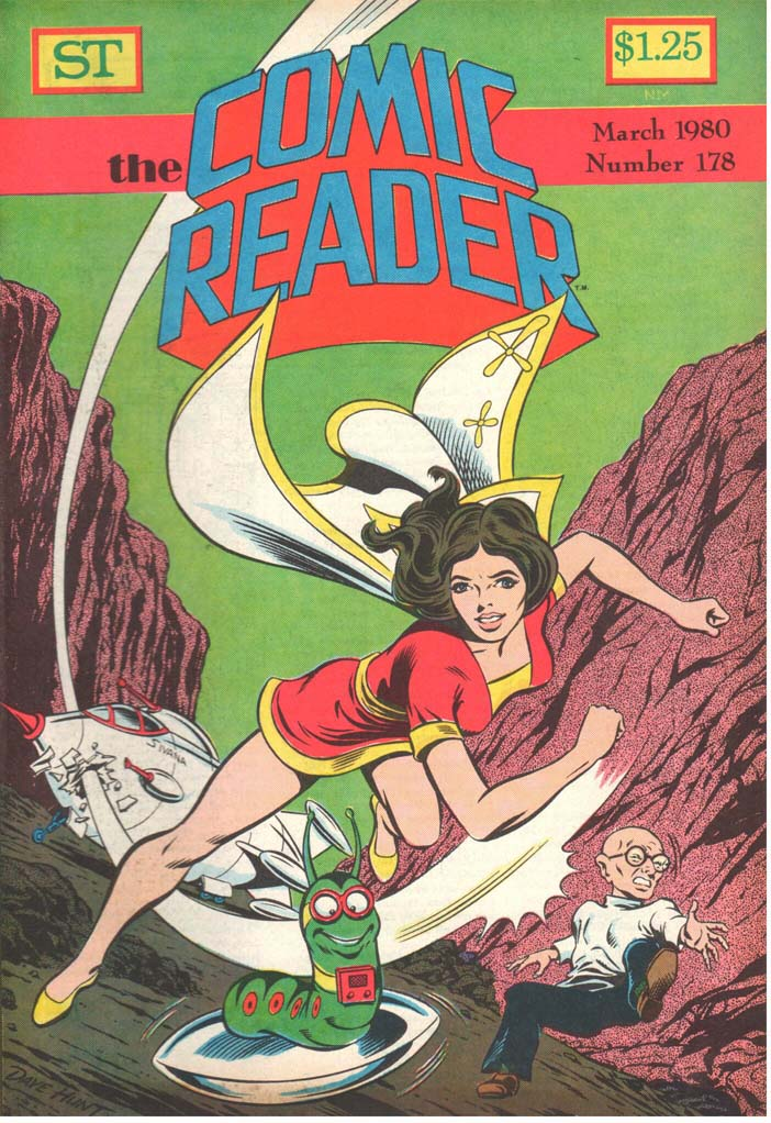 The Comic Reader (1961) #178
