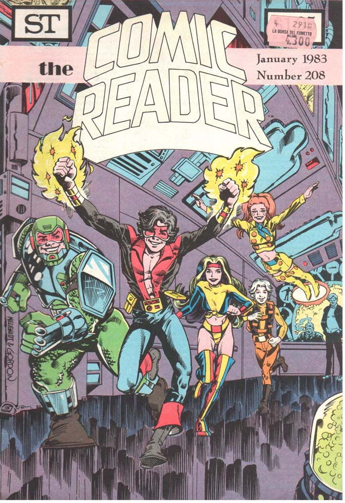 The Comic Reader (1961) #208