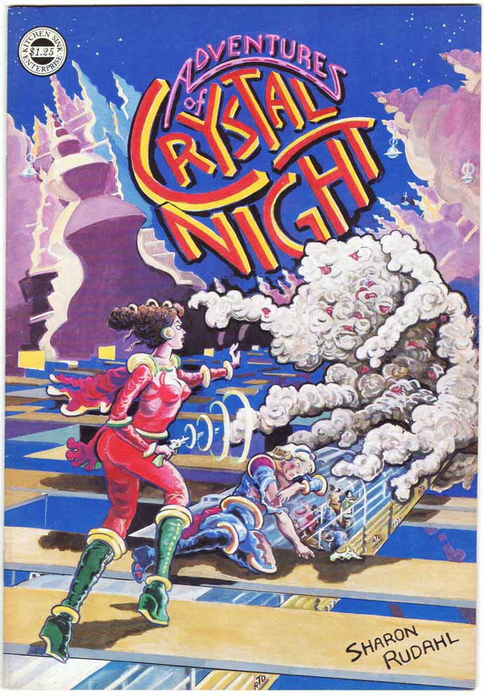 Adventures of Crystal Night (1980) #1