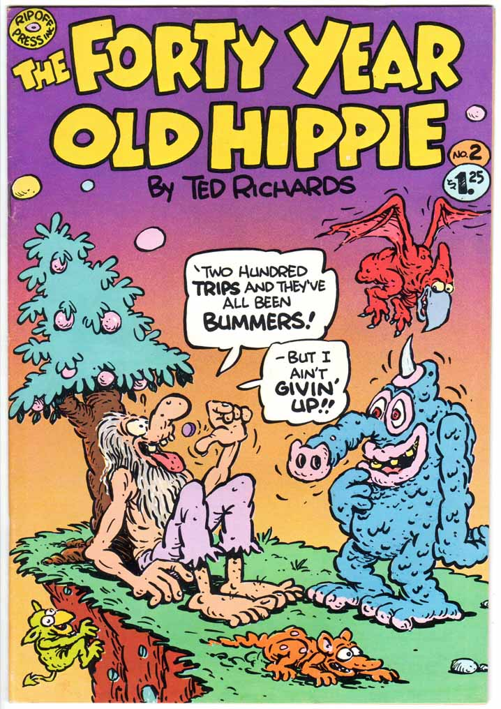 Forty Year Old Hippie (1979) #2