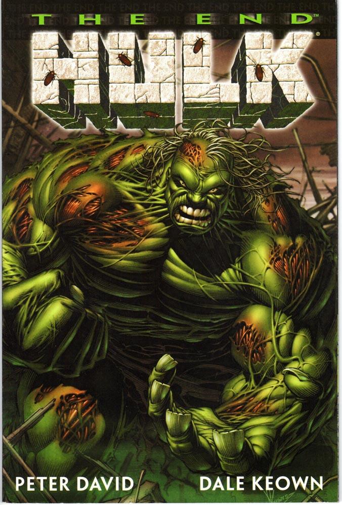 Incredible Hulk: The End (2002) #1