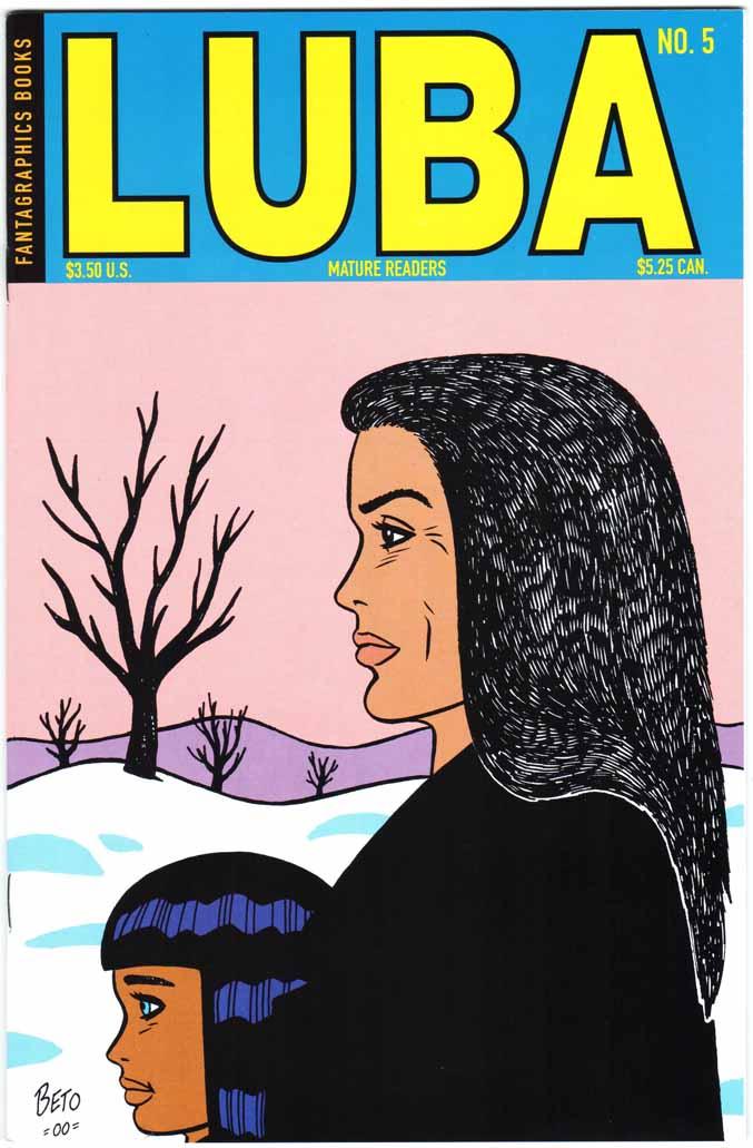 Luba (1998) #5