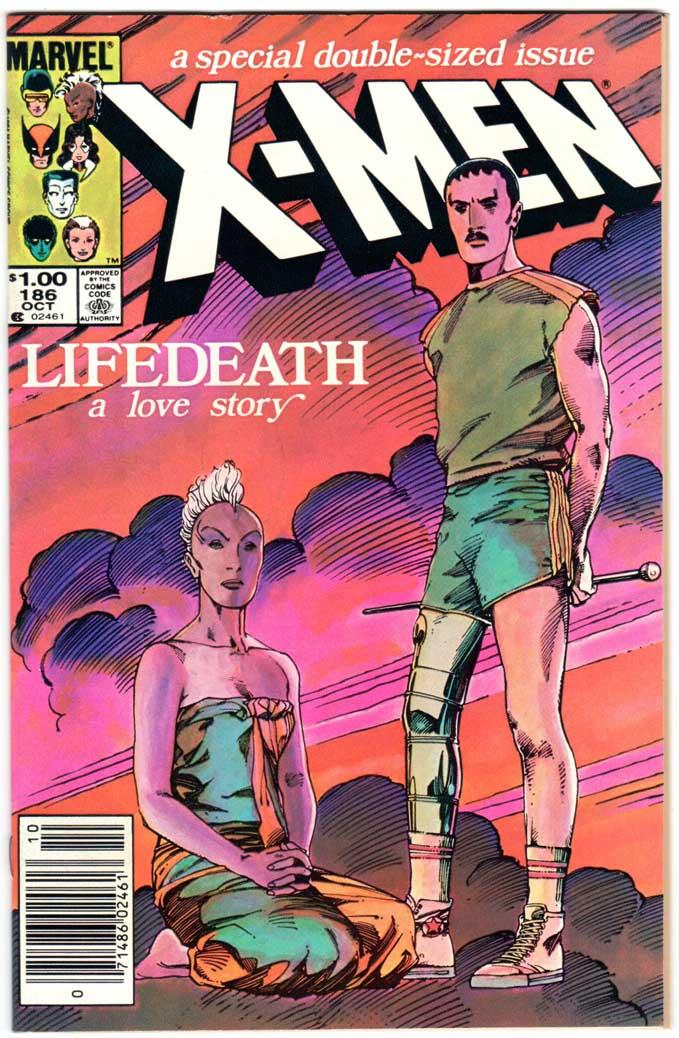 Uncanny X-Men (1963) #186