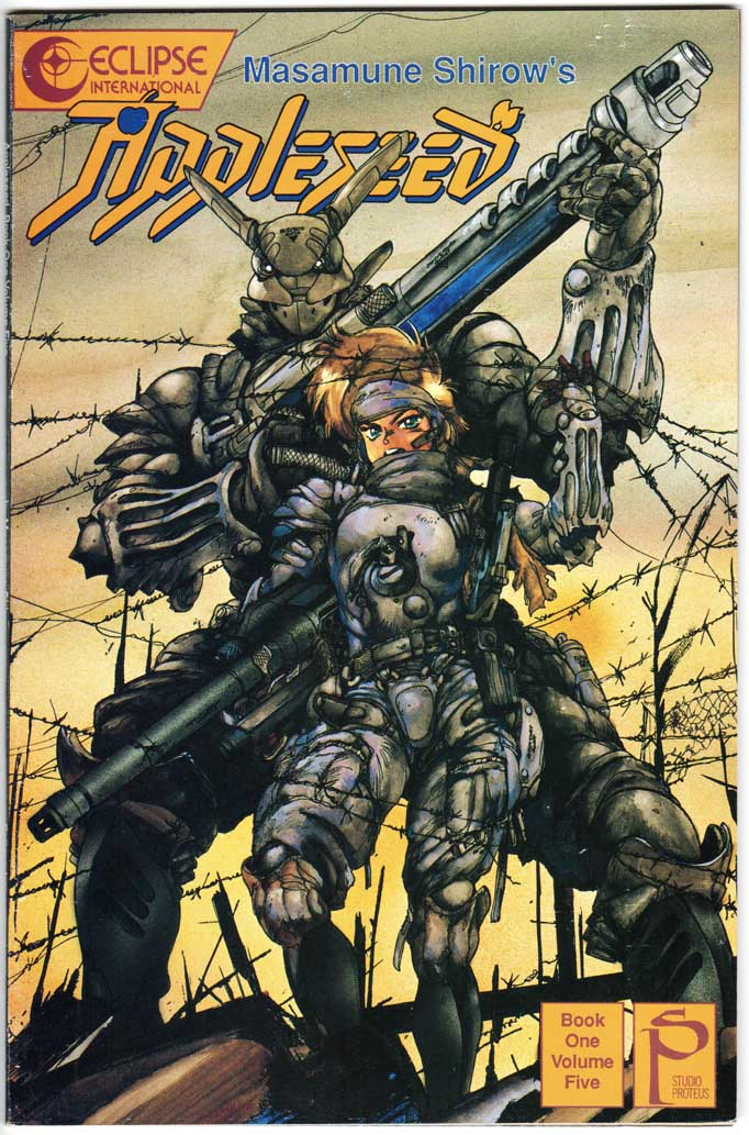 Appleseed Book 1 (1988) #5