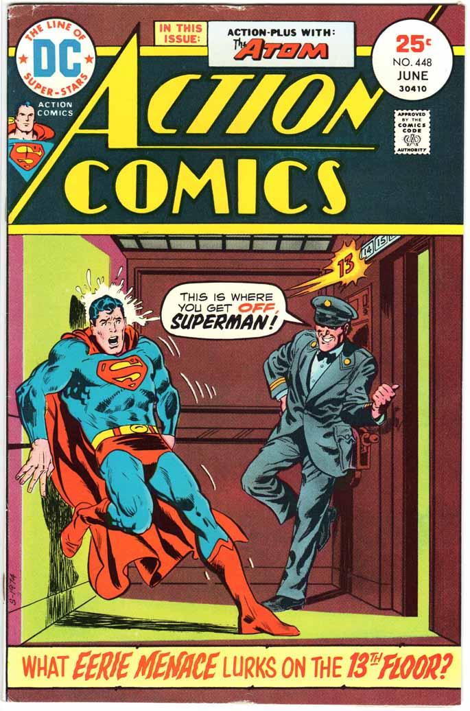 Action Comics (1938) #448
