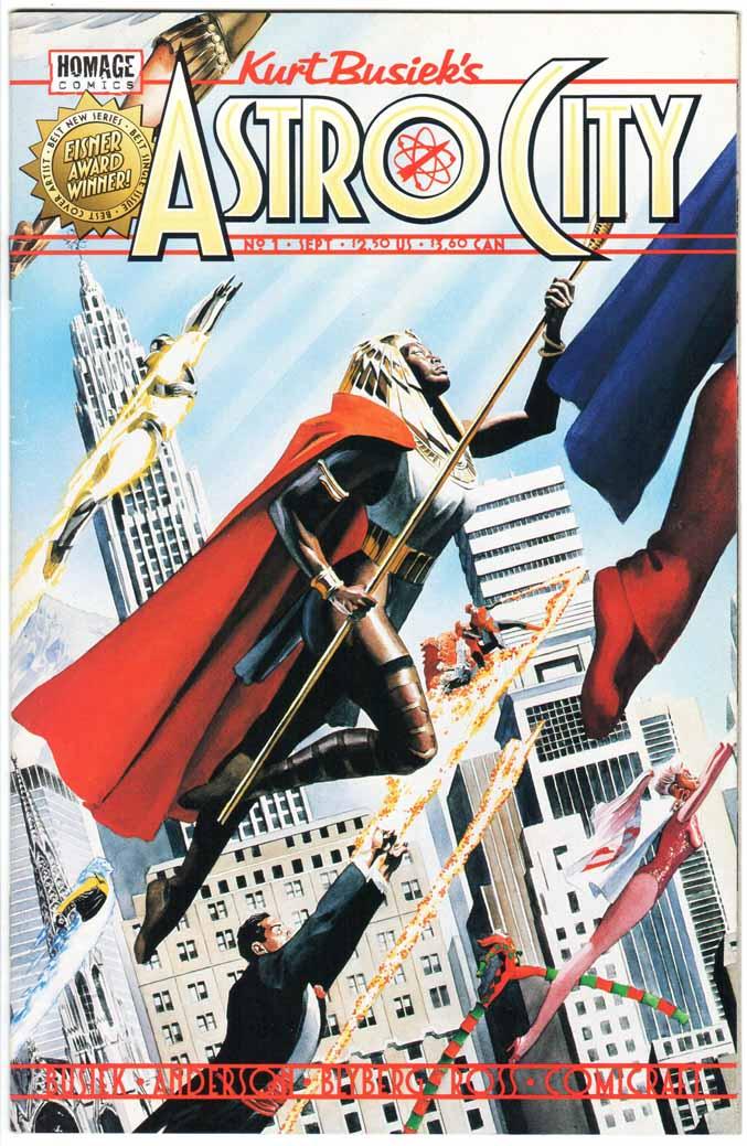 Astro City (1996) #1