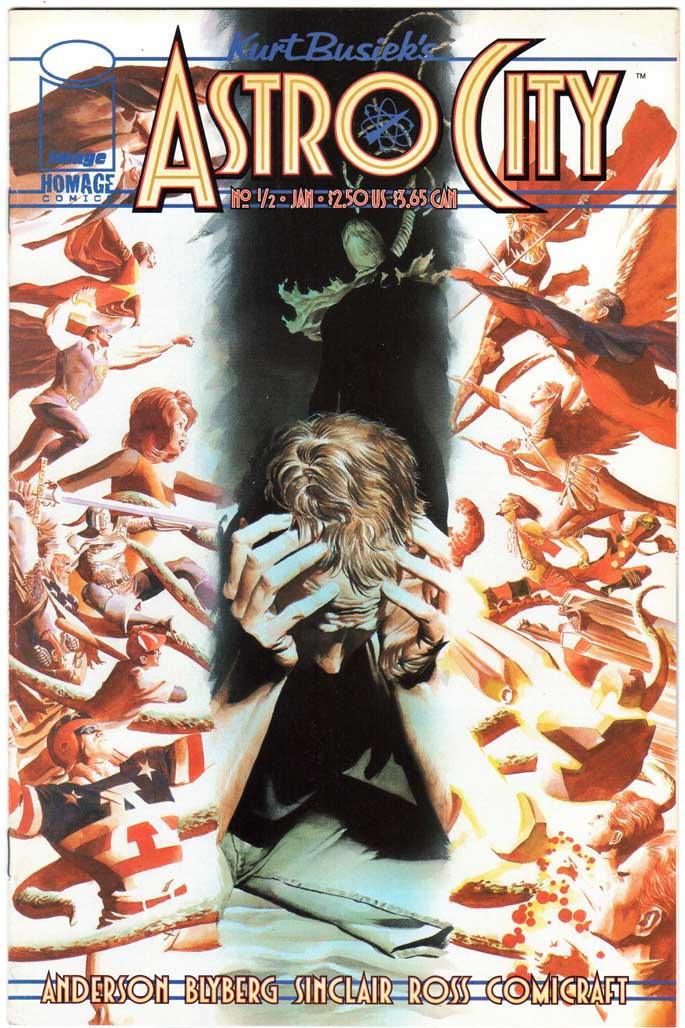 Astro City (1996) #1/2