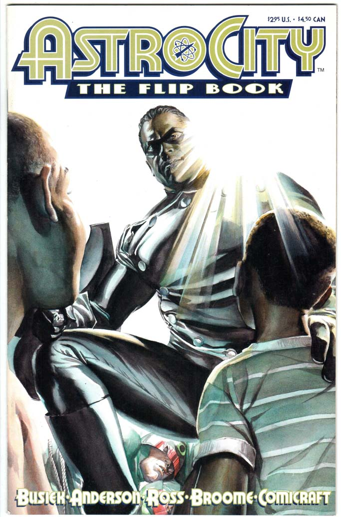 Arrowsmith – Astro City (2004) #1