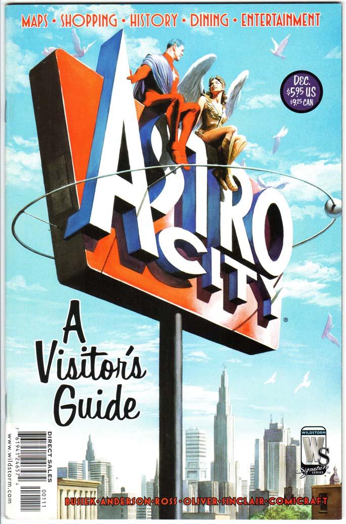 Astro City: A Visitor's Guide (2004) #1