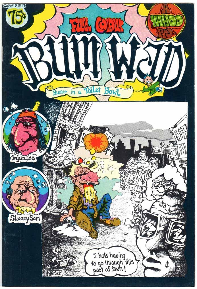 Bum Wad (1971) #1