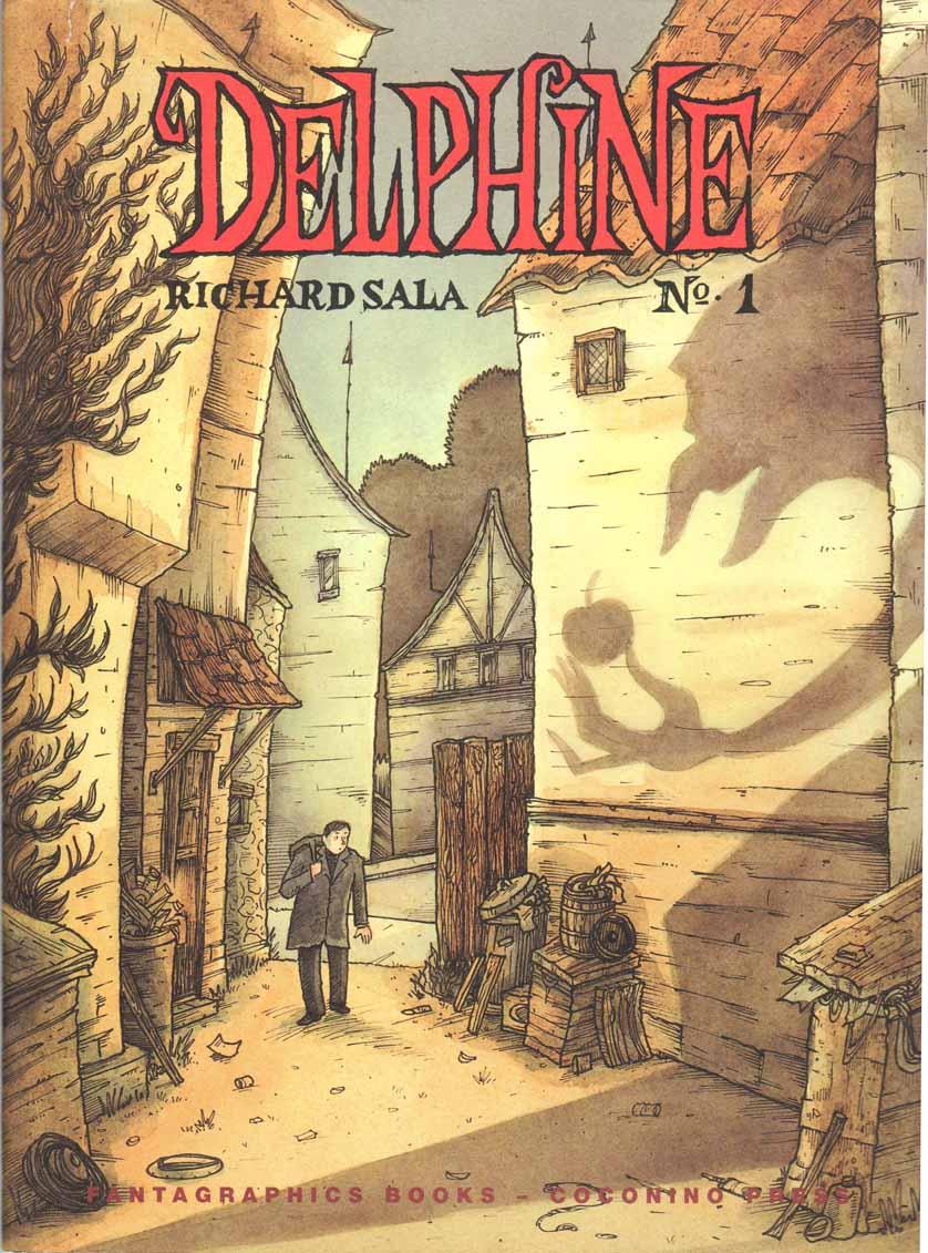Delphine (2006) #1