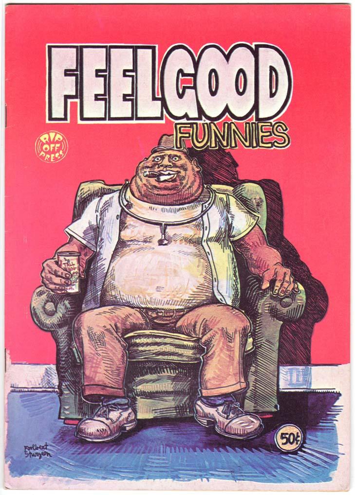 Feelgood Funnies (1972) #1