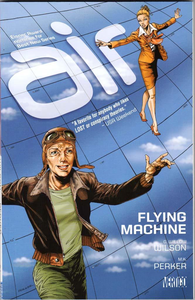 Air TPB (2009) #2