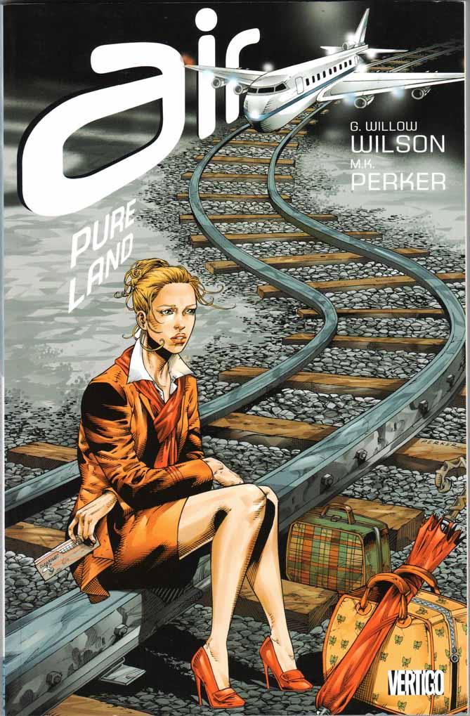Air TPB (2009) #3