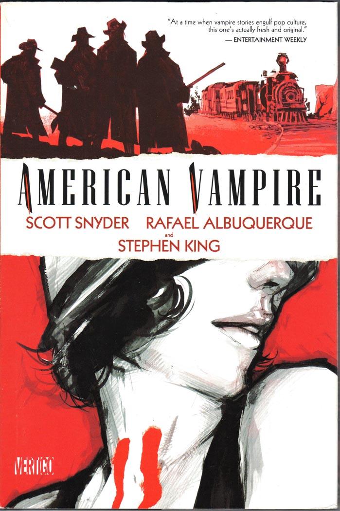 American Vampire HC (2010) #1