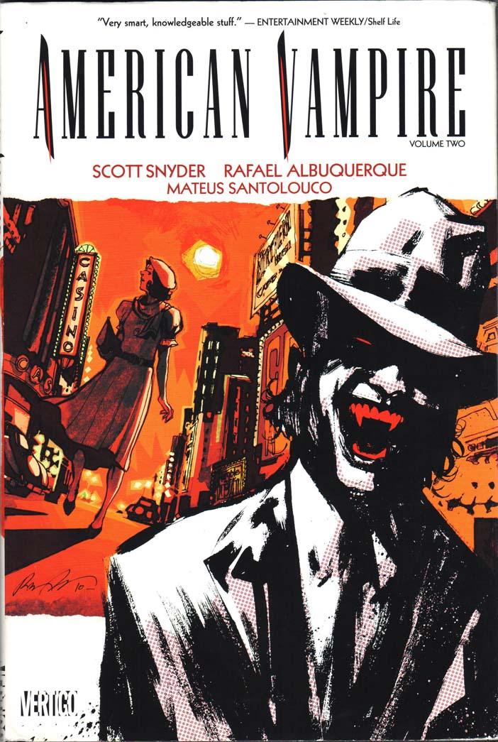 American Vampire HC (2010) #2