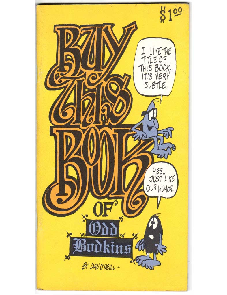 Buy This Book of Odd Bodkins (1965)